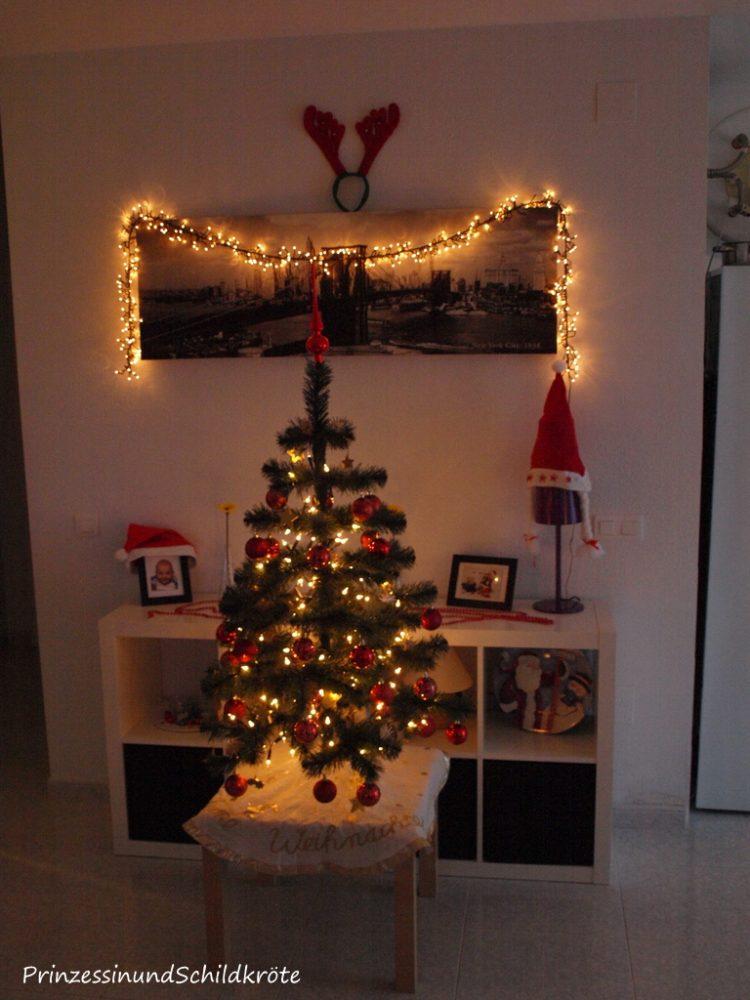 weihnachten in spanien prinzessin und schildkr te. Black Bedroom Furniture Sets. Home Design Ideas