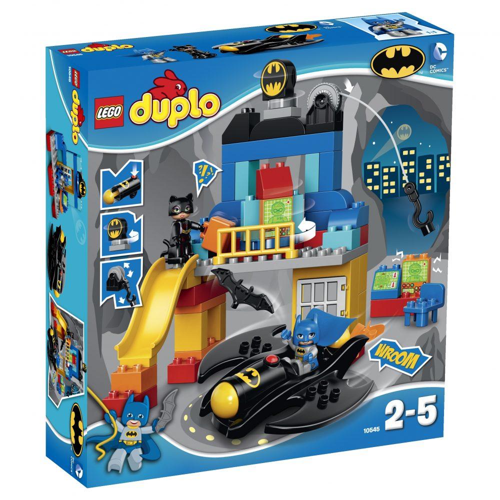 10545_LEGO DUPLO_Batman Abenteuer in der Bathöhle_Packung_01