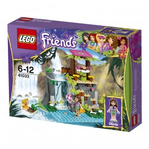 41033_LEGO Friends_Einsatz am Dschungel-Wasserfall_Packung_02