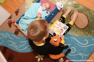 Buch-Kindergarten