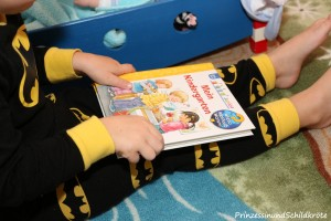 Kindergarten-Kinderbuch
