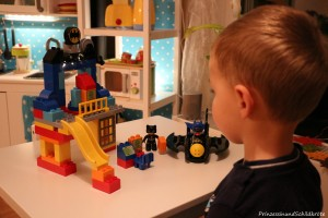 Lego Duplo Abenteuer in der Bathöhle