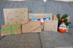 Geschenkpapier DIY