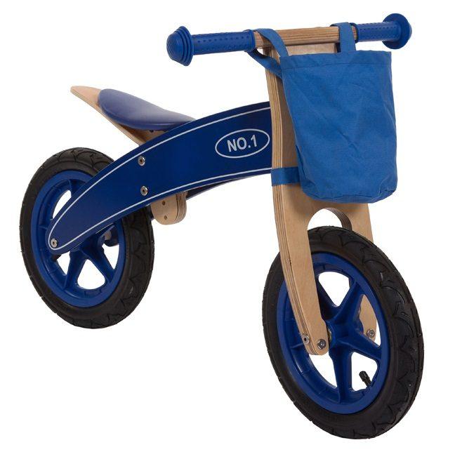 Laufrad Woody Blau Treppy online kaufen bei Twinsworld.de