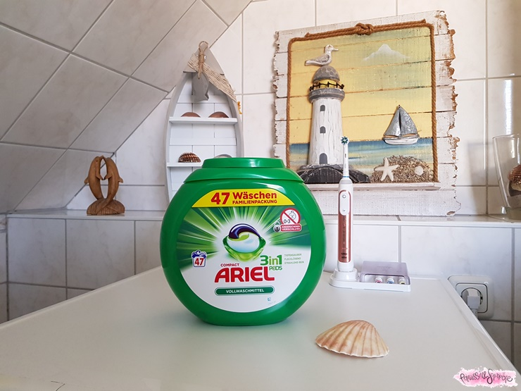 Ariel 3in1 Pods Familienpackung